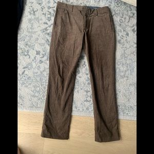 Bonobos Brown pants
